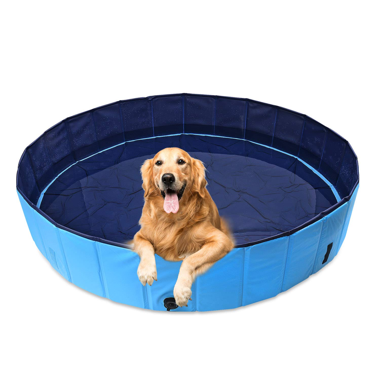 piscinas para perros grandes pequeños rigidas plegable de plastico duro rigidas amazon comprar oferta precio barato opiniones tienda economico catalogo comprar piscina para perros